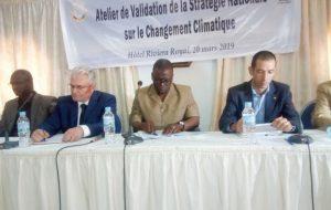 Conakry: Validation d'un document de la Stratégie Nationale de lutte contre le changement climatique…