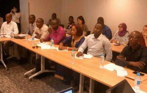 ONG AMSP : Atelier de formation des acteurs sur les impacts environnementaux des investissements chinois en Guinée