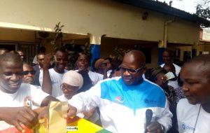 A propos de la suspension d'Amadou Diaby: Lucien Guilao réagit…