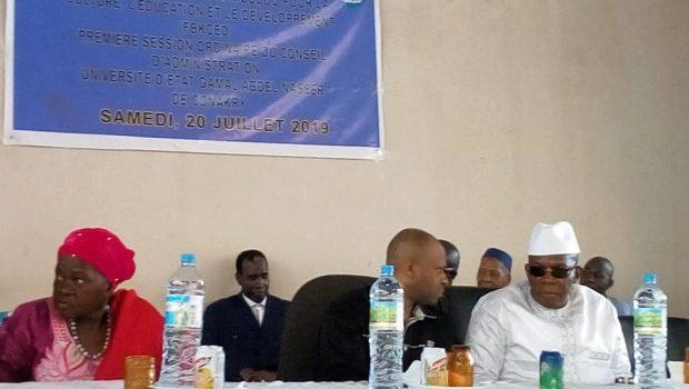 Fondation ''Bintou Kouramodou Doumabouya'' : le Premier ministre Kassory Fofana prend part au lancement officiel des activités