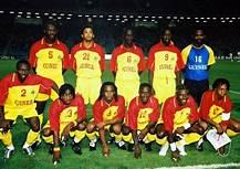 Syli gâte: les anciens footballeurs Guinéens demandent la radiation d'Amadou Diaby