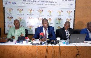 Troisième Réunion du CIP : la CENI présente les résultats de l'installation des démembrements…