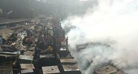 Incendie à Madina: à quand  le dédommagement des victimes ?