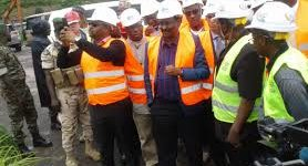 Souapiti : Taliby Sylla promet les populations impactées qu'elles seront recasées…