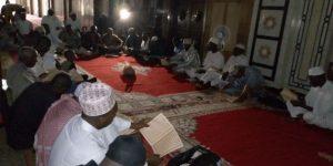 Religion: l'association des Jeunes Acteurs pour le Changement (JAC518) fait des prières pour la nation…