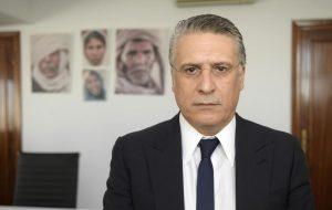 Tunisie: Nabil Karoui, candidat à la présidentielle est sorti de prison
