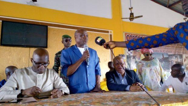 QG du RPG: Banny Sangaré exhorte aux militants de véhiculer les messages de paix…