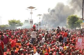 Bilan d'Acte 4 manifs du FNDC : 3 morts et de nombreux blessés
