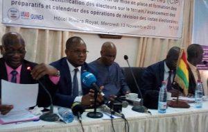 Elections législatives 2020: NDI s'engage à accompagner la CENI pour la tenue des réunions du CIP…
