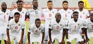 Eliminatoire de la CAN : la Guinée et le Mali se neutralisent 2-2