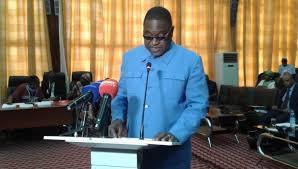Mory Sangaré face à la presse: «le préavis de grève de Soumah, est un préavis de grève fantaisiste»