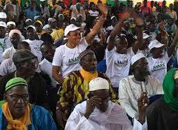 Dr Ibrahima Kassory Fofana en Haute Guinée: la population de Baro dit ''OUI'' à la nouvelle Constitution