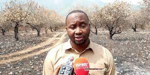 32 hectares d'anacardes incendiés à Dubreka:  dans l'angoisse, le propriétaire demande la lumière…