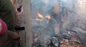 Matoto: un enfant de cinq ans perd sa vie dans un incendie