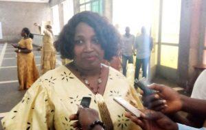 Journée Internationale des femmes: Mme Fanta Perkins Condé appelle tout le monde à la paix et à l'unité…