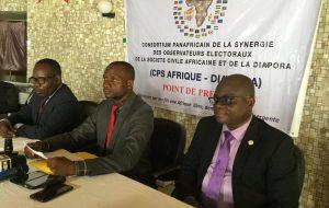 Double scrutin en Guinée : Le CPS-Afrique Diasporas décrit le déroulement du scrutin !