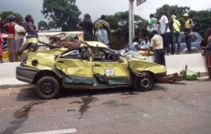Dubreka: 6 morts dans un accident!!!!