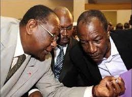 Alpha Condé-Lansana Kouyaté: un accord qui n'a rien donné au peuple de Guinée !