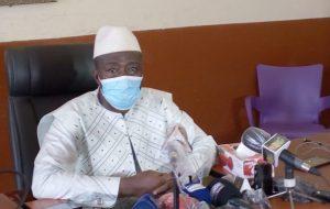 Guinée: la fête du ramadan 2020 sera célébrée dans les foyers (Aly Jamal Bangoura)