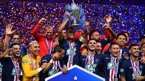 Finale de la Coupe de France 2020 : le Paris Saint-Germain l'emporte face à Saint-Étienne