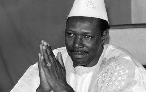 Le Mali rend un dernier hommage à l'ancien président Moussa Traoré
