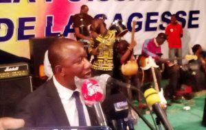 Présidentielle 2020: le Directeur Général du Fond d'Entretien Routier, Souleymane Traoré réitère son soutien à Alpha Condé