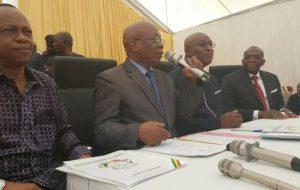 Primature: Dr Kassory Fofana s'engage à participer à la construire d'une Guinée meilleure