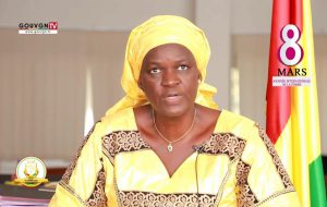 Travaux publics : frustrée, Mme Oumou Camara refuse de prendre part à la passation de service
