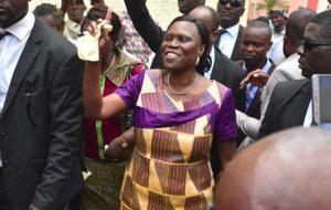Côte d'Ivoire : le mandat d'arrêt de la CPI contre Simone Gbagbo est levé