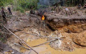Guyane: trois militaires meurent dans une opération de lutte contre l'orpaillage