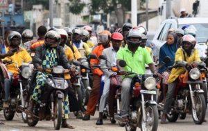 Transport urbain à Conakry: A quand l'interdiction de circulation au sens contraire des  motos taxis…