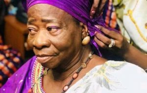 La culture guinéenne en deuil: Hadja Kadé Diawara n'est plus