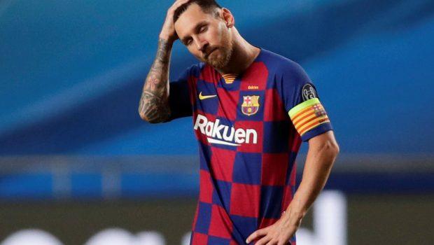 Football: enfin Lionel Messi aurait bien décidé de quitter le FC Barcelone