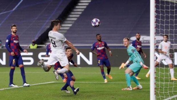 Foot: le Bayern humilie le Barça en Ligue des champions