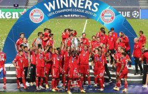 Ligue des champions: le Bayern Munich bat le PSG et s'offre sa 6e Ligue des champions