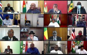 Conakry: la délégation de la CEDEAO a été hué  par la foule…