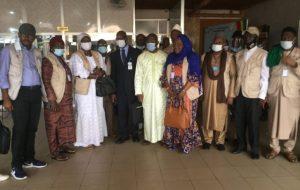 Présidentielle 2020 : Visite du Regard du Peuple à la CENI…