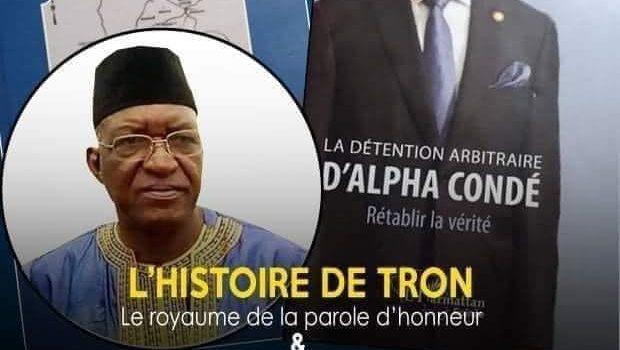 Harmattan Guinée: l'ancien ministre Ibrahima Kalil Konaté dédicace deux ouvrages…
