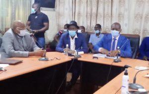 Le Chef de file de l'opposition guinéenne à la CENI: Kabinet Cissé disponible à partager son expertise avec Mamadou Sylla…