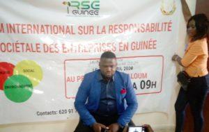 11ème édition de COPE-Guinée: Paul Kamano compte  de récompenser, les 50 meilleurs dirigeants d'entreprises de la Guinée et de l'Afrique