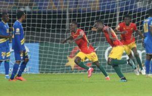 CHAN 2020 : le Syli sort le Rwanda et file en demi-finale