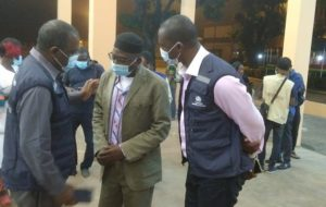 Vaccination contre Ebola : ''ça va commencer dans les heures qui suivent'' (Dr Sakoba)