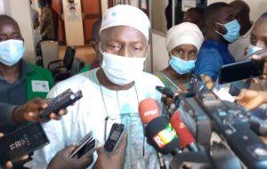 Dr Sakoba Keita: « Ceux qui sont grippés, enrhumés doivent s'abstenir de participer aux prières collectives »