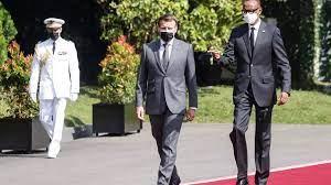 Emmanuel Macron au Rwanda pour restaurer les relations entre Paris et Kigali