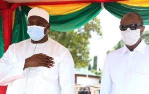 Guinée : Adama Barrow élevé à la dignité de grand-croix de l'ordre national du mérite