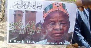 TPI de Dixinn: reprise du procès de l'assassinat Elhadj Dioura Diallo