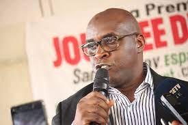 Dr Fodé Oussou Fofana déclare: «Je préfère perdre mon œil mais, je ne demanderai pas pardon à quelqu'un…»