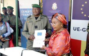 Lutte contre la traite des êtres humains: l'Expertise France accompagne la Gendarmerie Guinéenne…