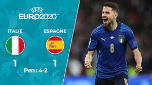 Euro-2021 : l'Italie élimine l'Espagne aux tirs au but et file en finale