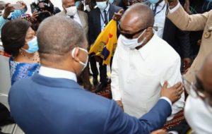 Coopération Guinéo-Angola: le Président João Lourenço à Conakry!